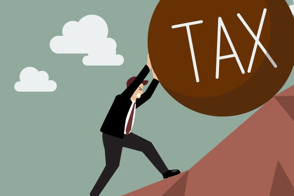 Image result for tax high