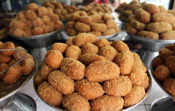 Sweets of Bangladesh