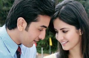 Katrina with Ranbir
