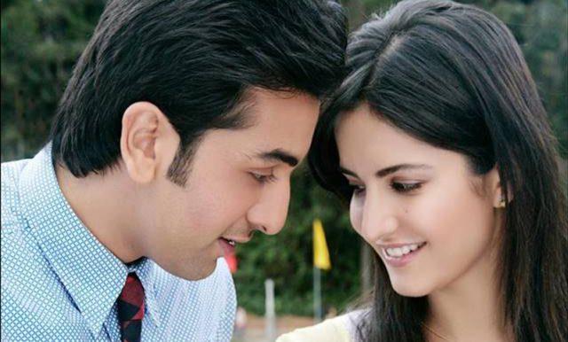 Katrina with Ranbir