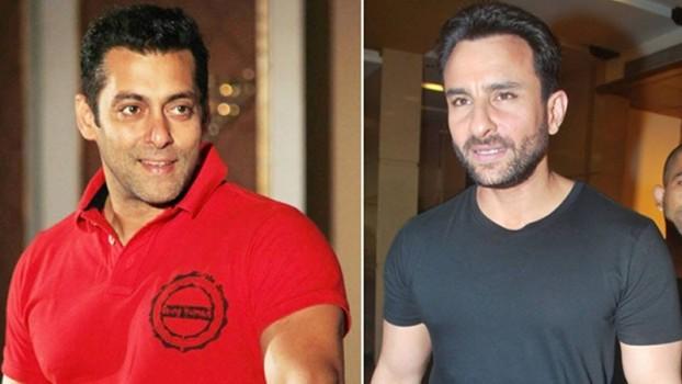 Salman - Saif new conflict
