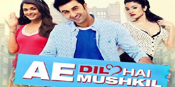 Ae Dil Hai Mushkil Trailer