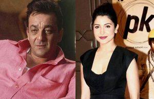 Anushka Sharma in Sanjay Dutt's biopic