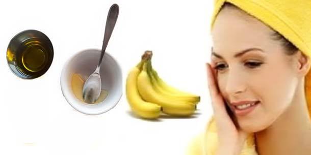 Banana Pack for Hair care