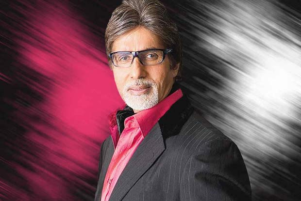 Once again, Amitabh Bachchan is the new look