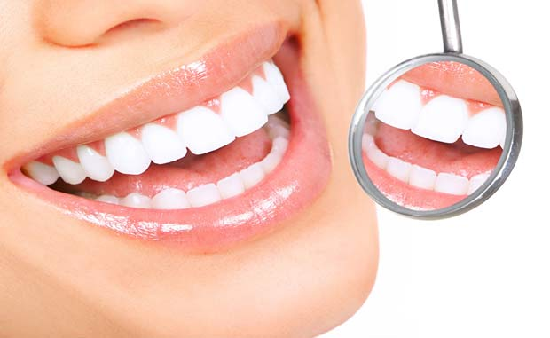 How to get whitening white teeth