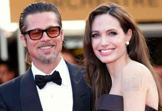 Jolie and Pitt's contract