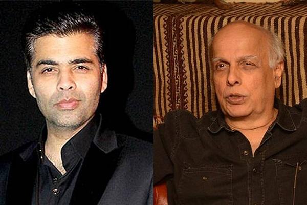 MNS warns Mahesh Bhatt and Karan Johar over working with Pak artistes