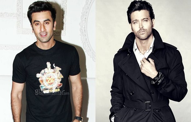 Ranbir and Hrithik is act as gay