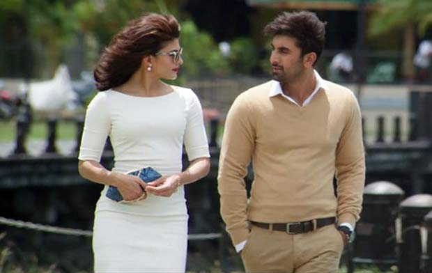 Ranbir is crush on Jacqueline