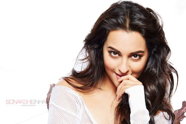 Sonakshi is coming to produced