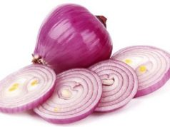 Using a variety of onion