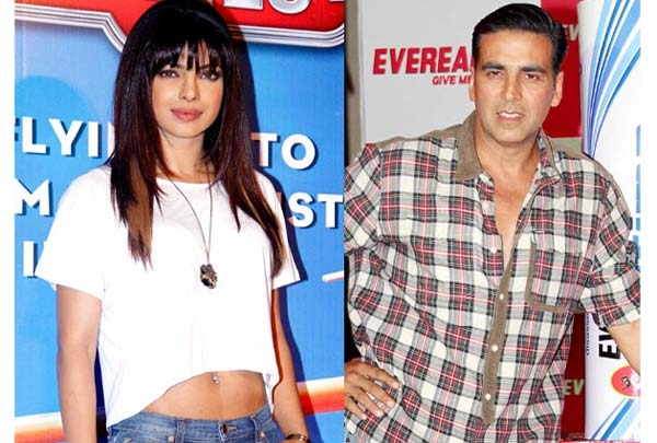 akshay and priyanka become top celebrities