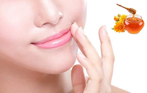 honey Pack for lip care