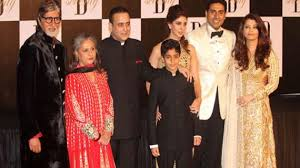 Bacchan family is in a new movie