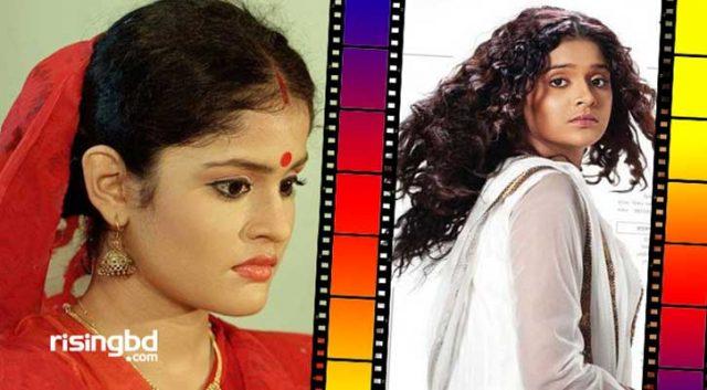 Jhilik is in Bangla movie