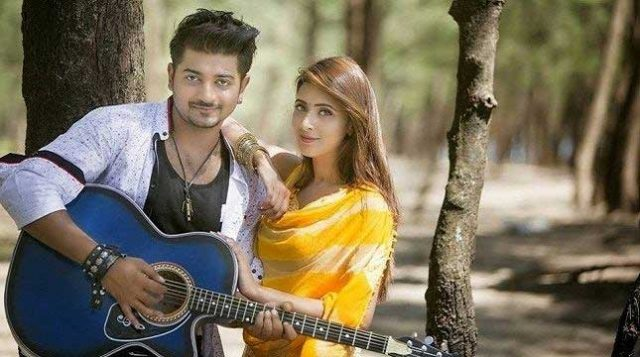 New movie song of Bappy-mim