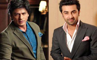 Ranvir & Shahrukh are together
