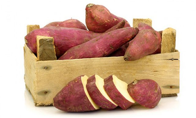 Sweet potato & it's nutrition value