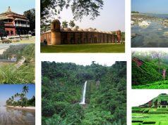 Travel places of Bangladesh