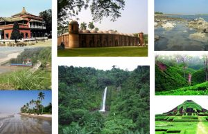 Travel places of Bangladesh