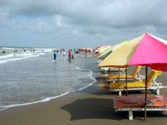 Visit the winter season, Cox's Bazar beach