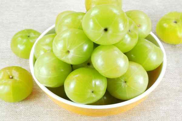 Nutrition value of Amla