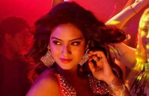 Nusrat is in bangladeshi music video