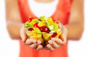 Vitamin C provided food