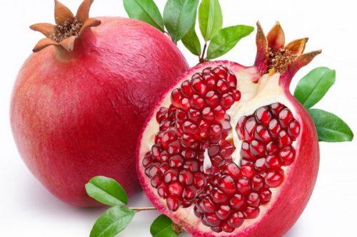 pomangranate & it's health benefit