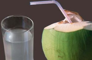 Coconut water for skin care
