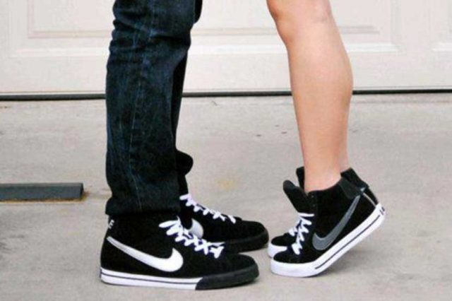 Fashion with Sneakers-