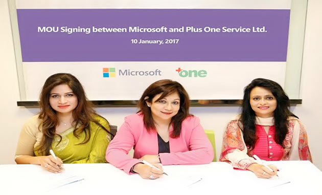 Microsoft Bangladesh and the Plus One initiative to improve the quality of health services