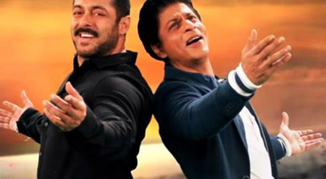 Shahrukh & salman is in tubelight