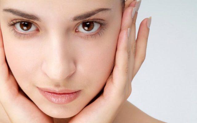glowing skin without make-up