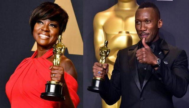 Black is the best in Oscar