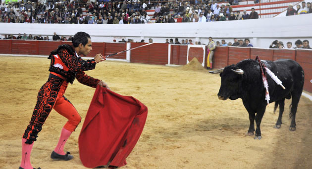 Bullfighting a great attraction in Spain