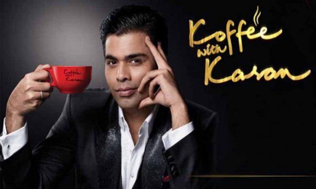 Cofee with Karan