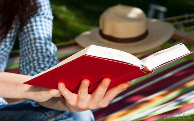 Books reviving us