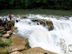 Nafa-khum Falls - Bangladeshi Niagara