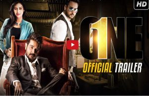 New movie-One-trailor