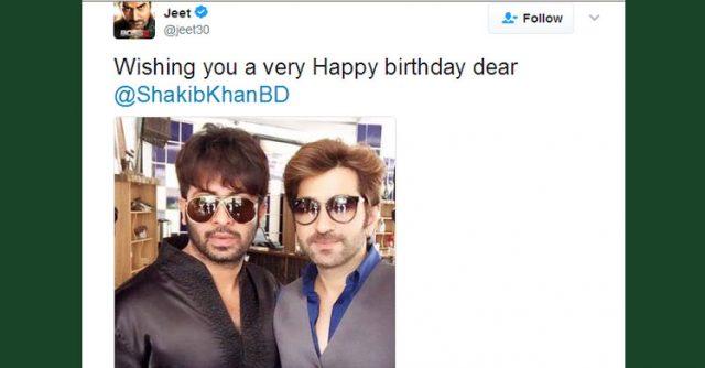 Sakib khan birthday