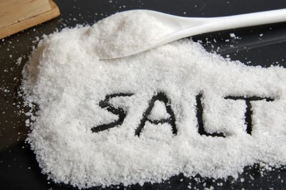 Benefit of salt