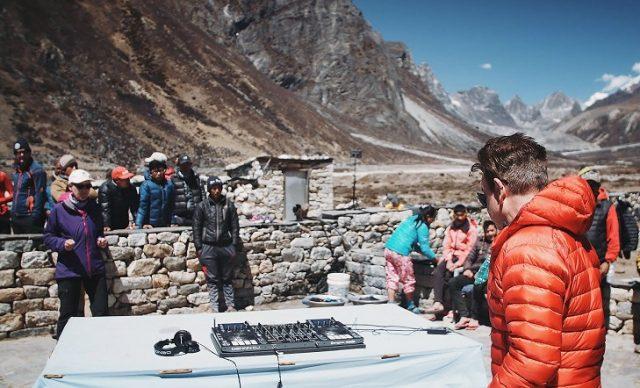 DJ in Evarest