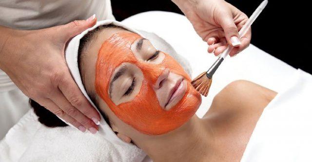 Tomato-skin care