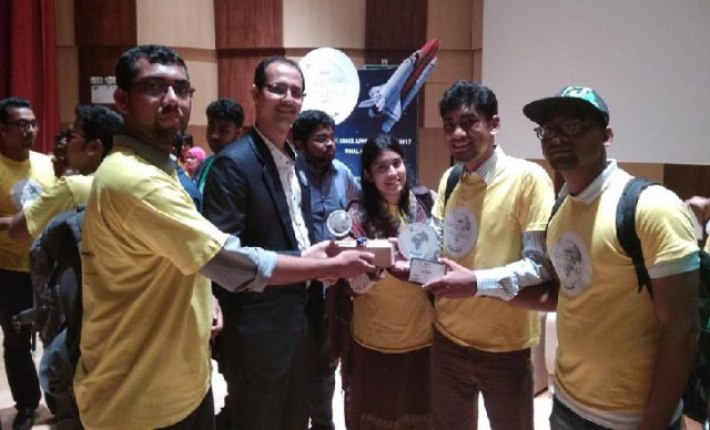 Bangladesh Apps in the final round of the competition organized by NASA