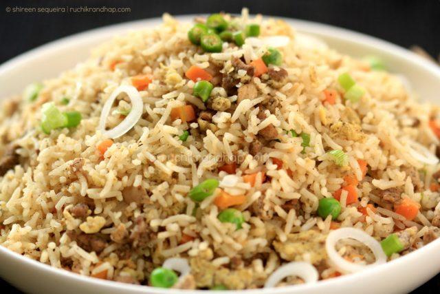 Fried rice-recepies