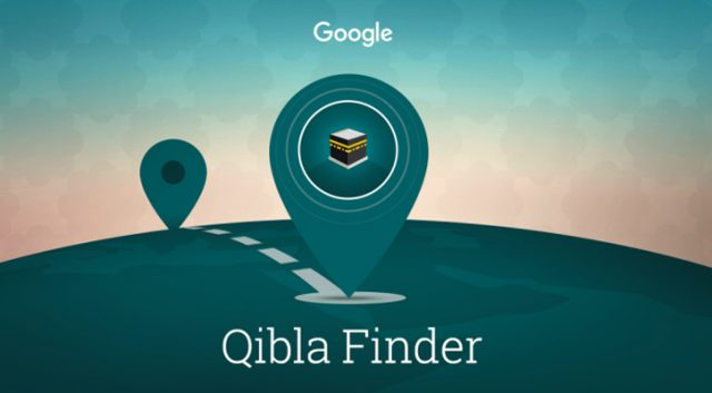 Google's new service - Qibla Finder