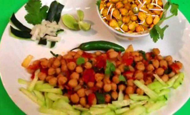 Nutritious chola