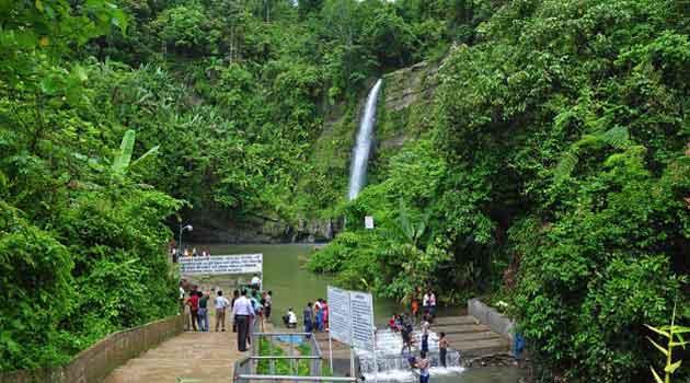 Restriction of tourists entering Madhabkunda waterfall মাধবকুণ্ড পর্যটক প্রবেশে নিষেধাজ্ঞা